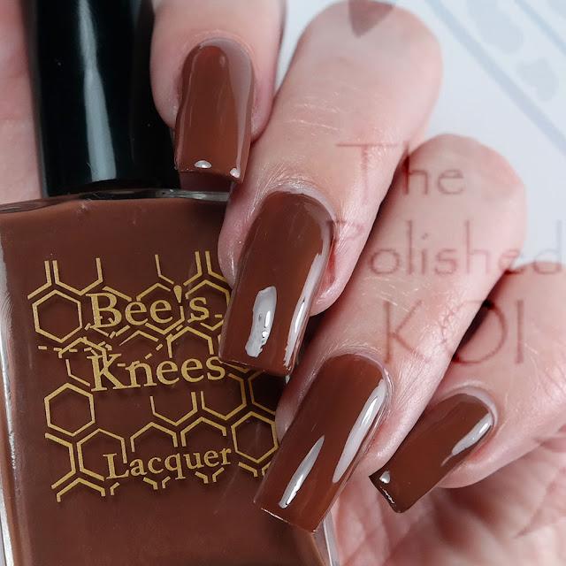 Bee's Knees Lacquer -Songbird Cinnamon