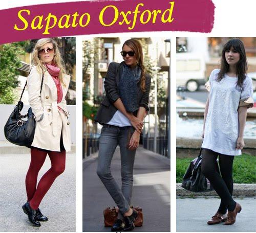 350647e26 Tem de tudo no meu Blog  É lindo  sapato Oxford