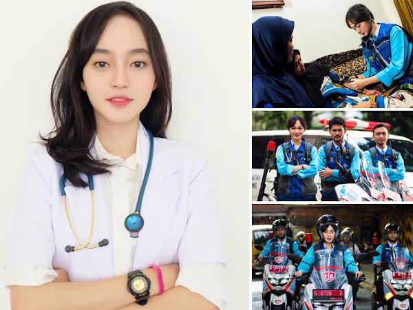 Indah Kusuma Duta Program Layad Rawat Pemkot Bandung