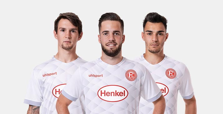 Image result for Fortuna Düsseldorf 18-19 away