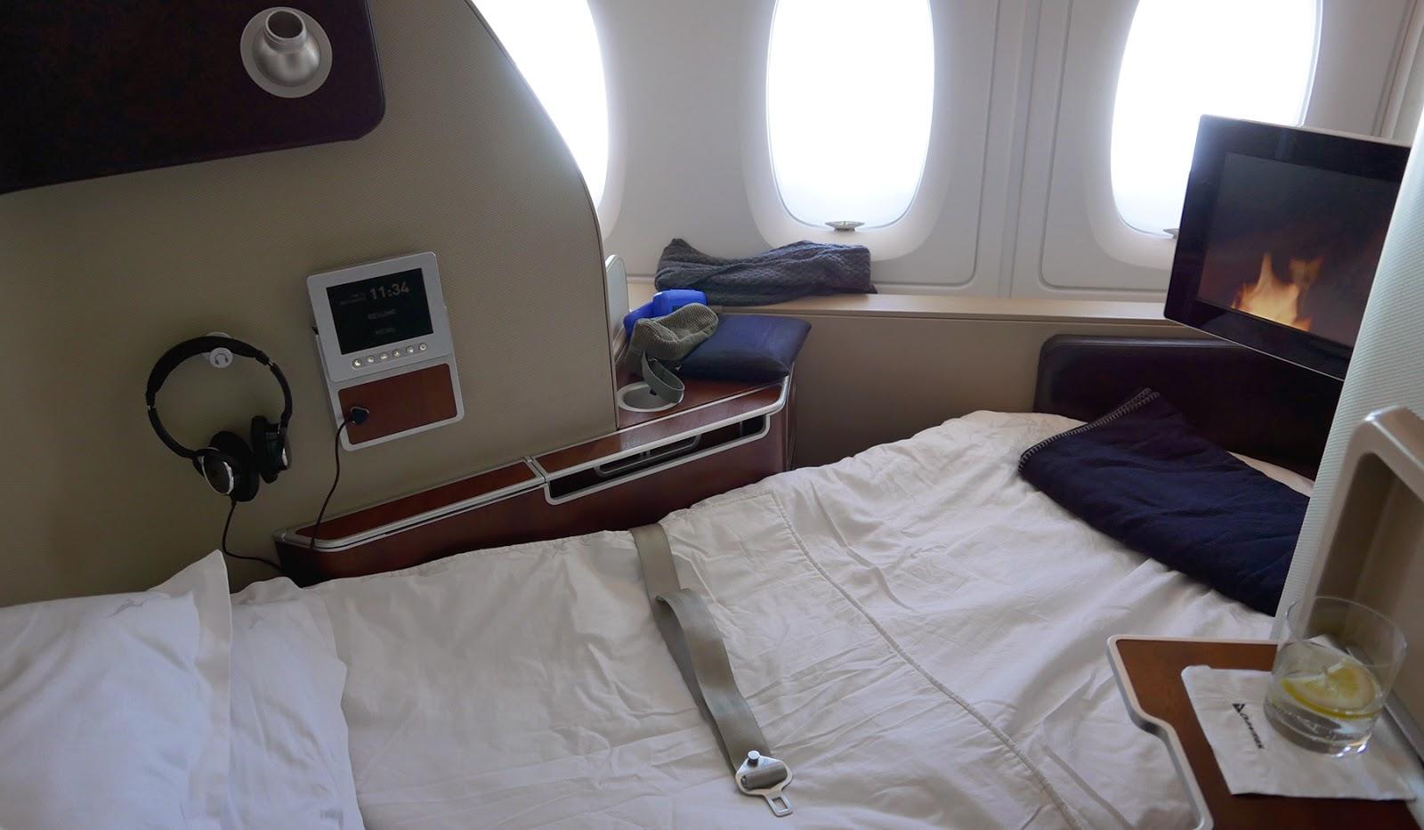Euriental   luxury travel & style   Qantas First
