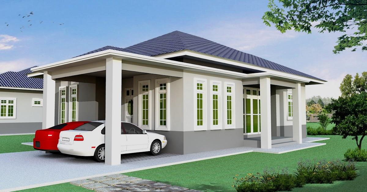 MAKA CORPORATION SDN BHD Rumah Banglo Satu Tingkat Fasa