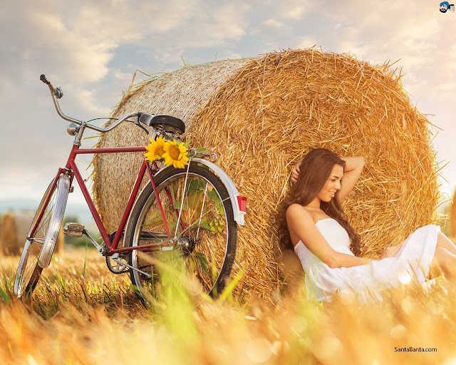 Cute Girl Wallpaper Hd Free Download Download Bicycle Wallpapers Hd Most Beautiful Places In