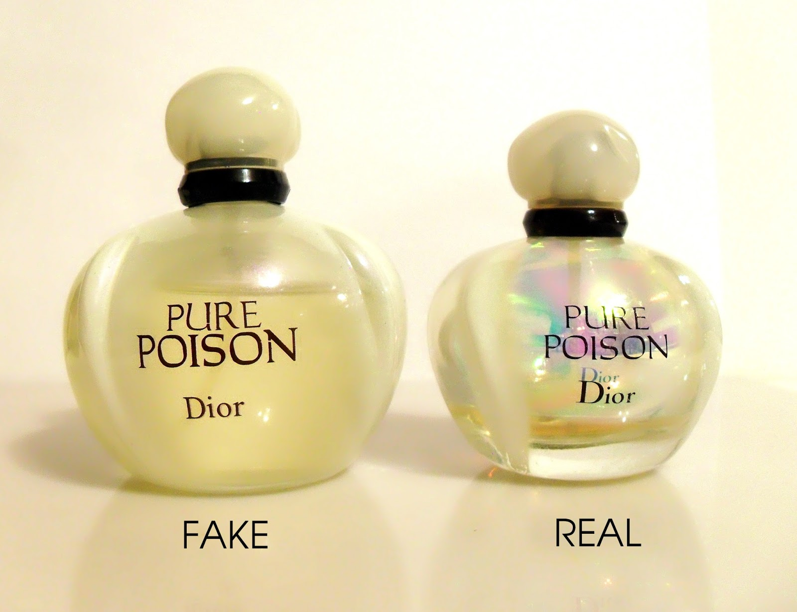 I HATE FAKE PERFUME!: Fake Poison Perfumes by Christian Dior