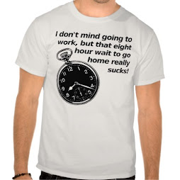 I Don't Mind Going to Work | Funny T-shirt