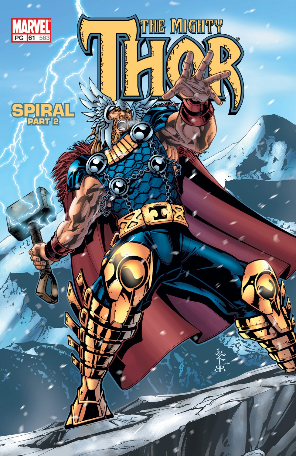Thor (1998) Issue #61 #62 - English 1