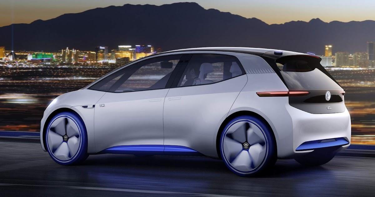 Volkswagen I.D. inaugura a condução autônoma na VW