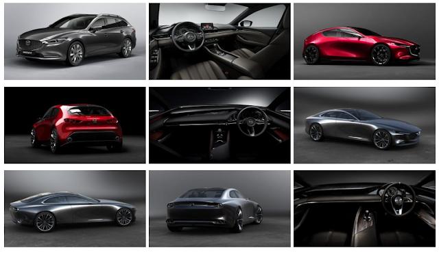 Concepts, Geneva Motor Show, Mazda, Mazda Concepts, Mazda6, New Cars