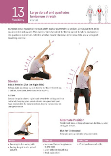 cure back pain sample exercise