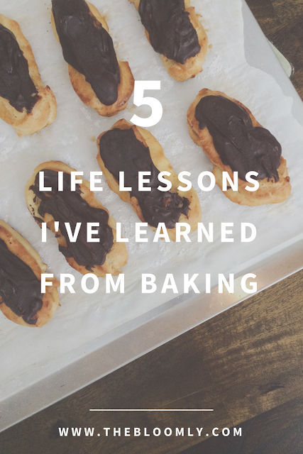 5 Life Lessons I've Learned From Baking