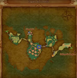 Weather Cow Location, Dragon Quest 11, Gondolia