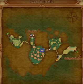 Weather Cow Location, Dragon Quest 11, Gondolia