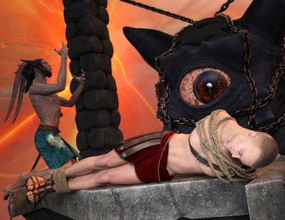 Tied Up! Genesis 3
