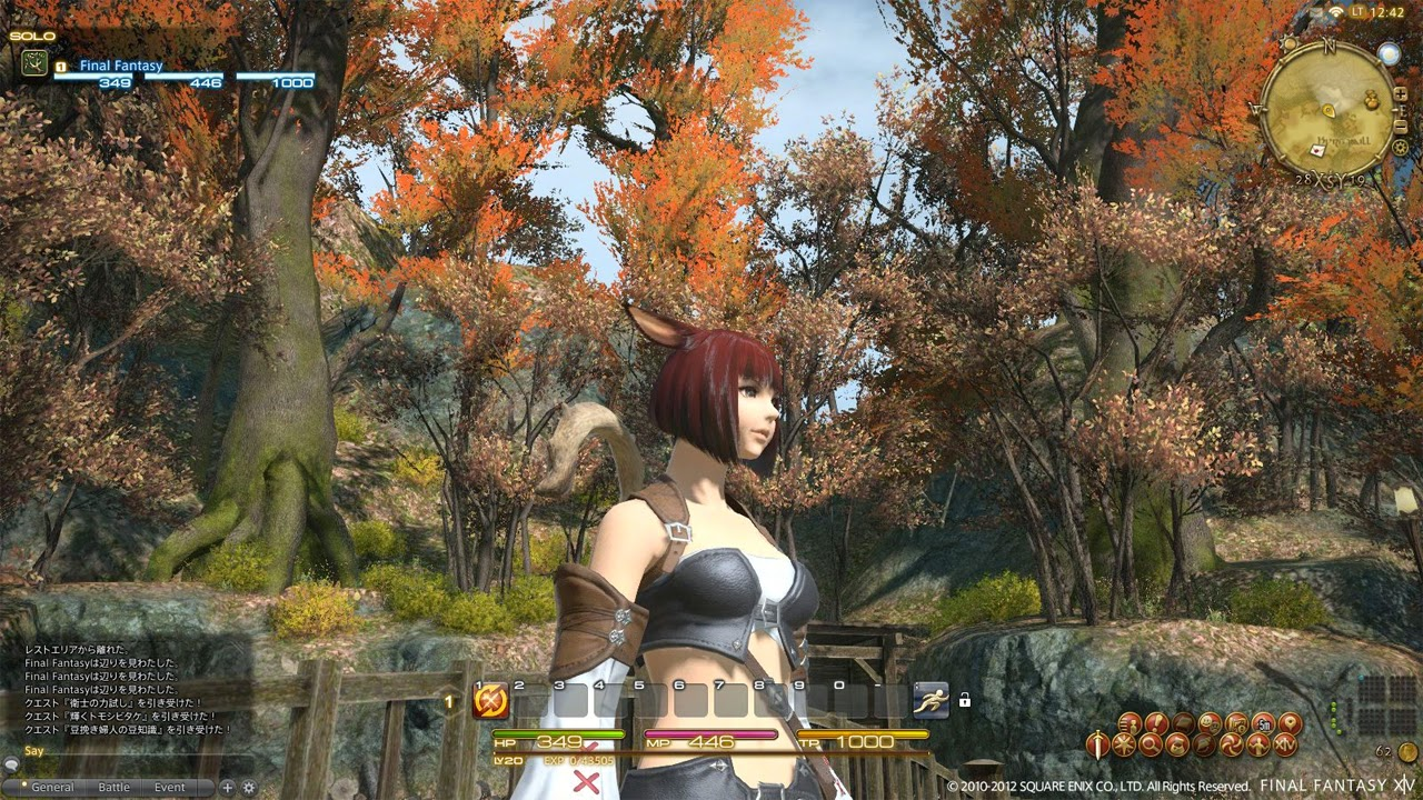 Final Fantasy XIV (PS3)