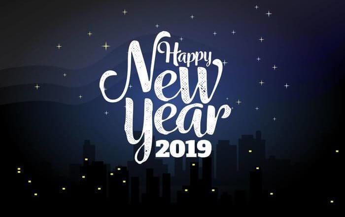 Happy New year sayings 2019