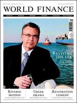 InstaForex Malaysia - Majalah World Finance (Jun, 2010)