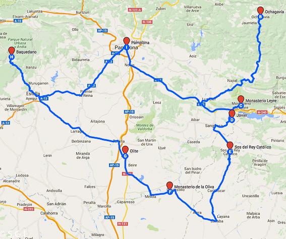 Ruta cantabria infinita. 6 rutas lowcost en coche