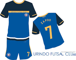 Download Desain Kaos Bola Futsal
