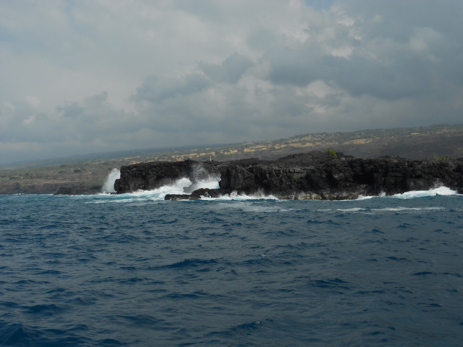Diving into the Wreck: Honeymoon in Hawai'i - Day 7: Kona