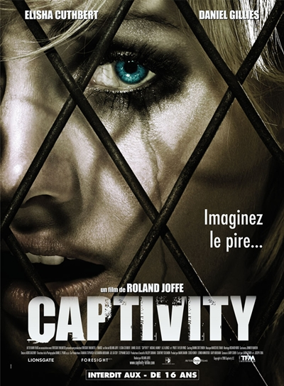 Captivity DVDRip Español Latino Descargar 1 Link