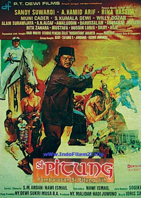 Pembalasan si Pitung (Jiih) (1977)