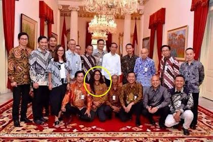 Jadi Buzzer Jokowi Membuat Polisi Tak Segera Periksa Ulin Yusron?