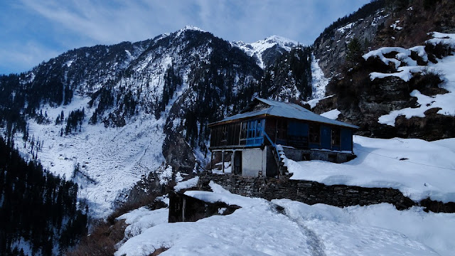 Malana reflects image of little greece