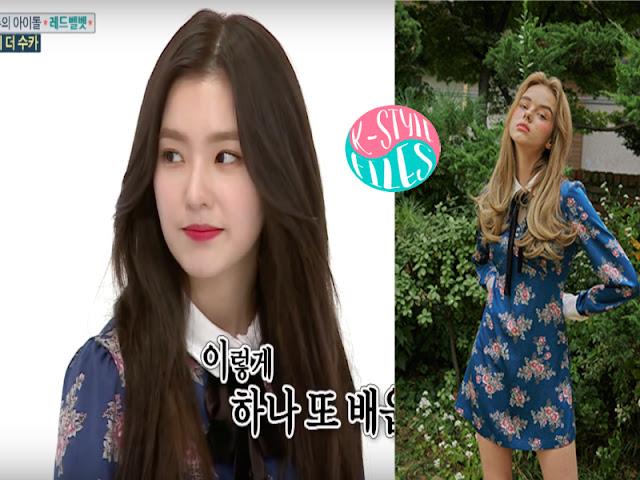 Red Velvet on Weekly Idol Ep  331