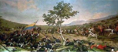 Image result for la pintura en el siglo 19 en venezuela la batalla de carabobo
