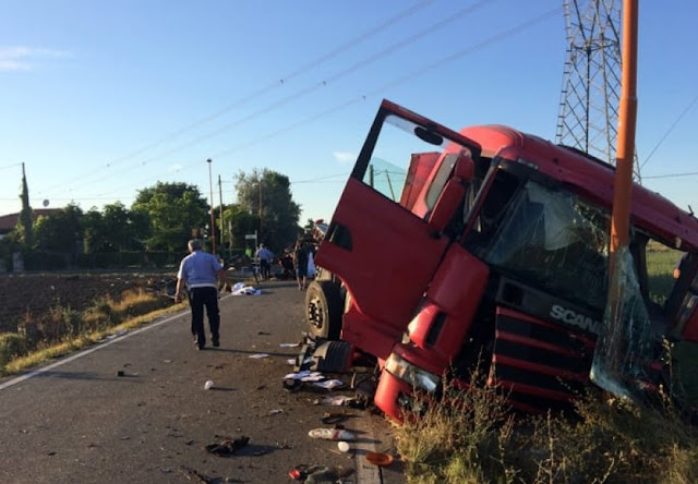 Tragic accident in Italy, two Albanians killed