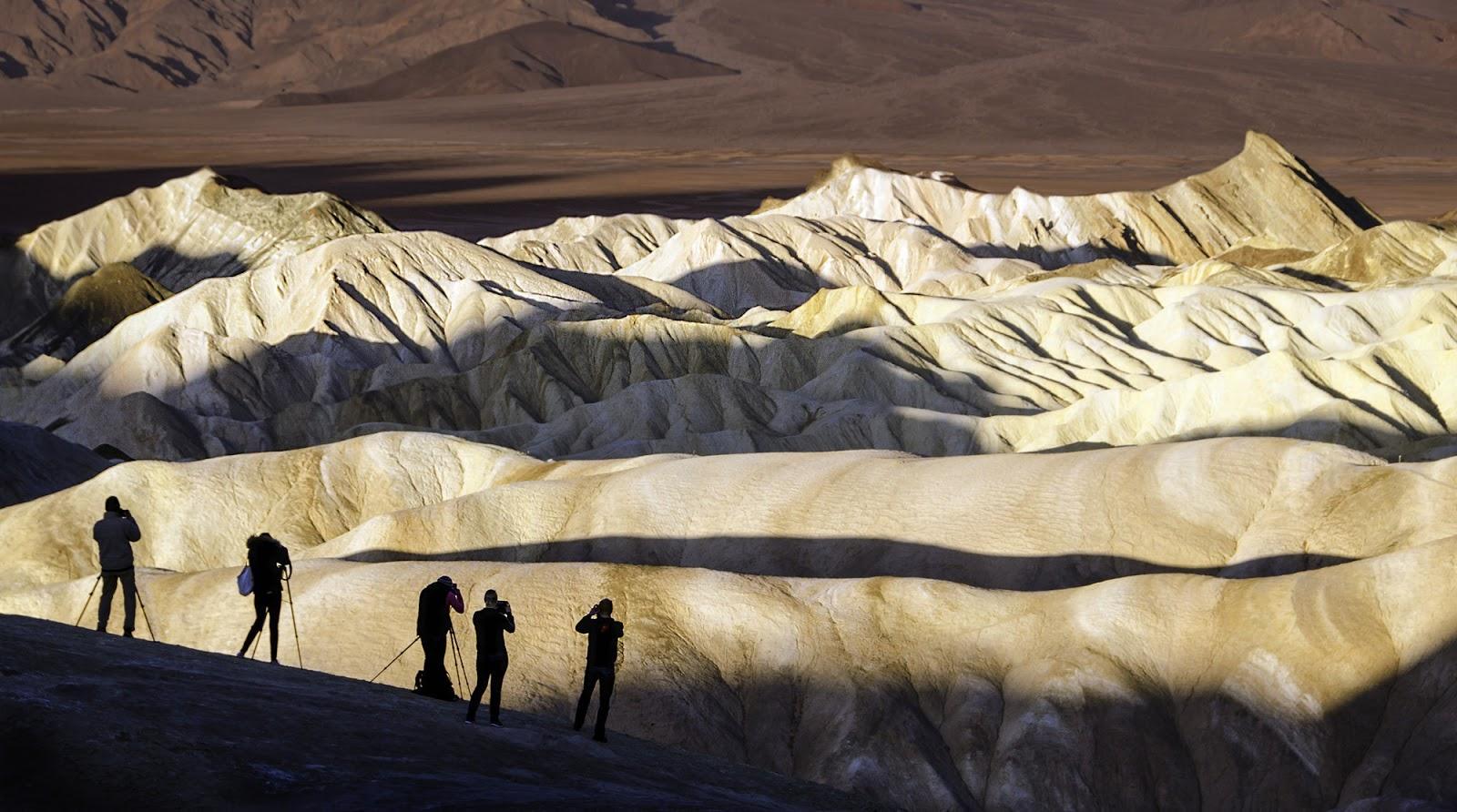 zabriskie point death valley national park