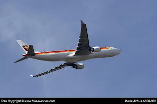 AVIÓN AIRBUS A330 EC-LUK