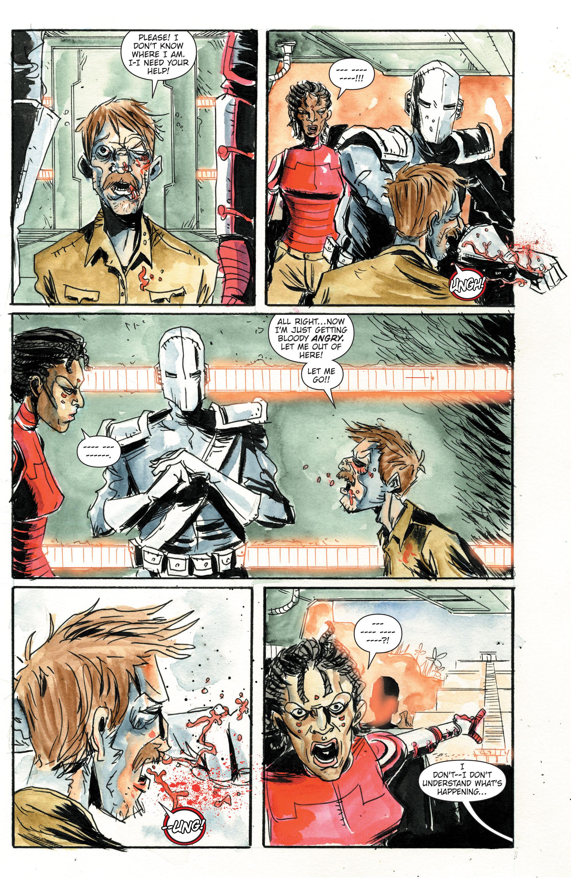 Read online Trillium comic -  Issue # TPB - 86