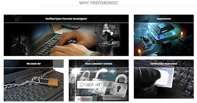 Why Prevoyance Forensic Technologies.....