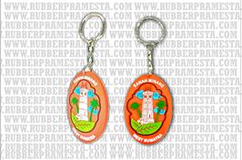 pesan gantungan kunci karet Yogyakarta,  pembuatan gantungan kunci karet di Yogyakarta,  gantungan kunci karet 3 dimensi, harga gantungan kunci karet 3d