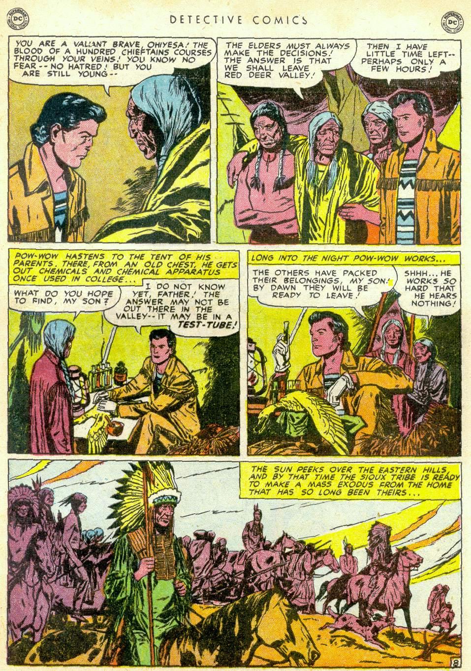 Read online Detective Comics (1937) comic -  Issue #163 - 46