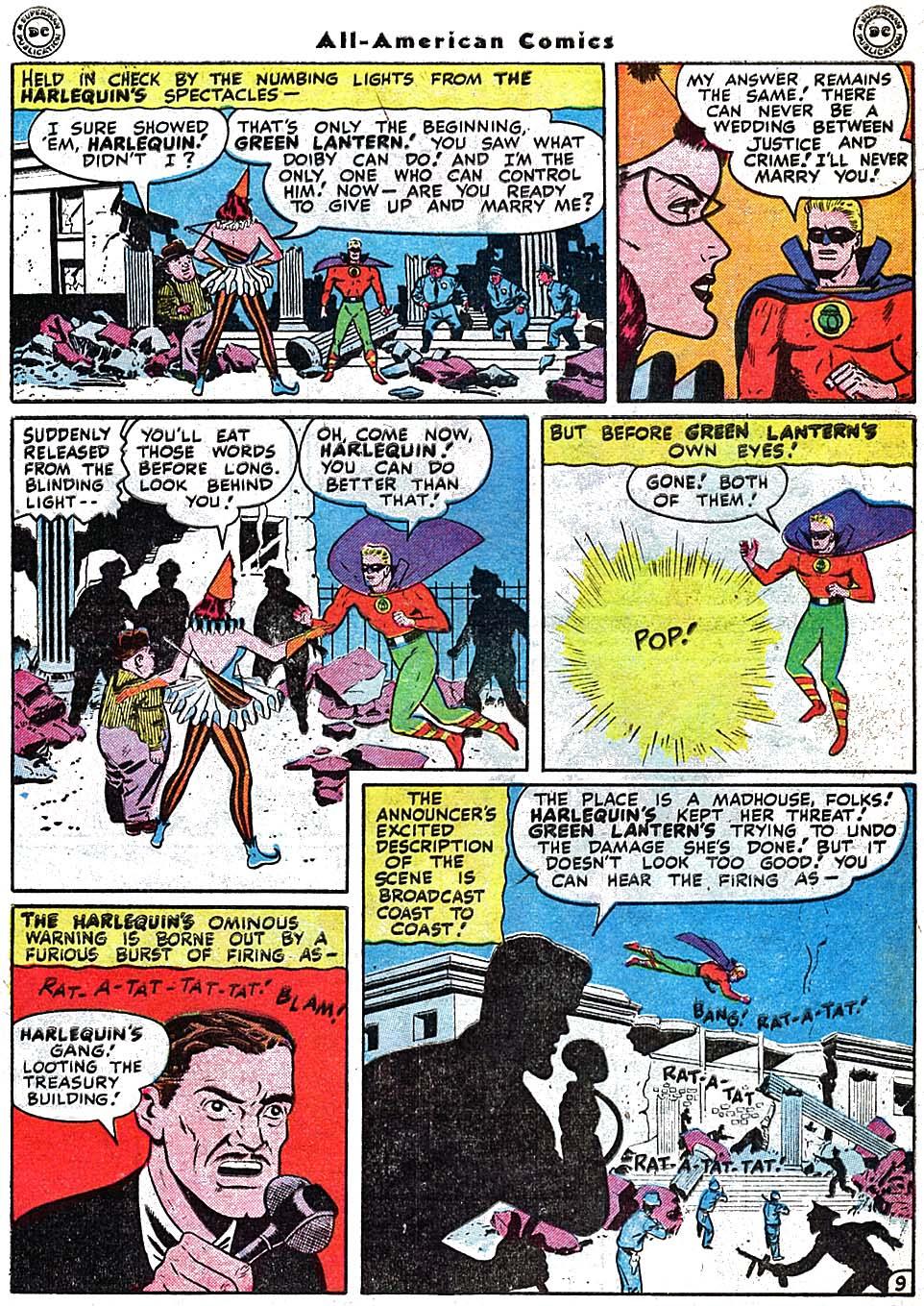 Read online All-American Comics (1939) comic -  Issue #91 - 11