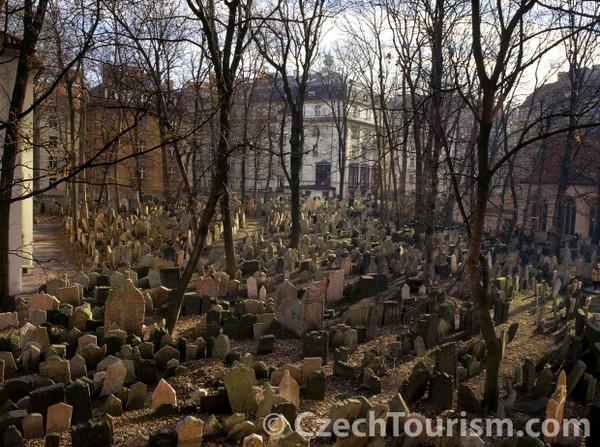 Cementerio Judío de Praga (Praga, República Checa)