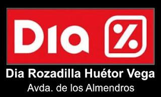Supermercado Dia% Huétor Vega