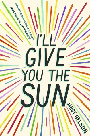 I'll give you the sun book jandy nelson, young adult books
