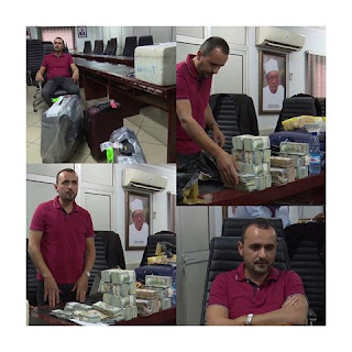 Lebanese Arrested With Over Two Million Dollars Cash At Abuja Airport