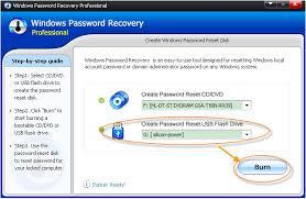 Resetting Your Windows Password With Reset Password Pro