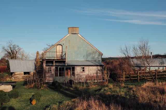 Tŷ Glas Cottage in Pembrokeshire