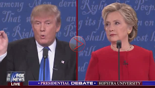 Trump Groans as Hillary Hits Him for Not Appreciating Black Culture :: Grabien - The Multimedia Marketplace