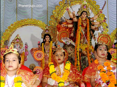 What is Kumari Puja in Durga Puja?