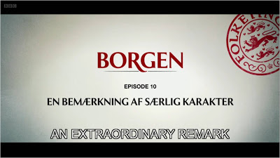 Borgen episode 10 opening title