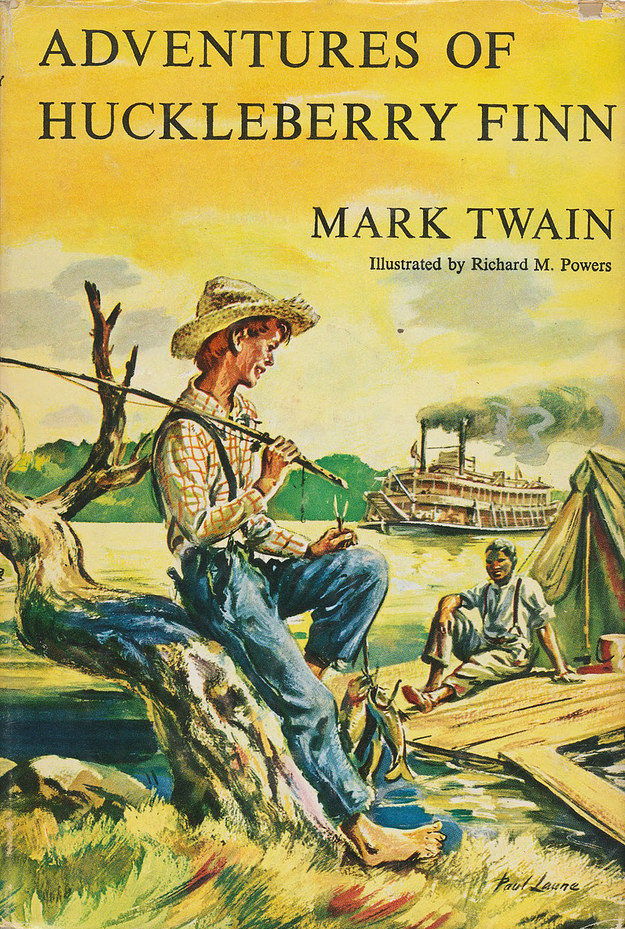 Literature - Adventures of Huckleberry Finn