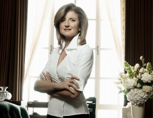 The Monday Pep Talk - Arianna Huffington on success and failure