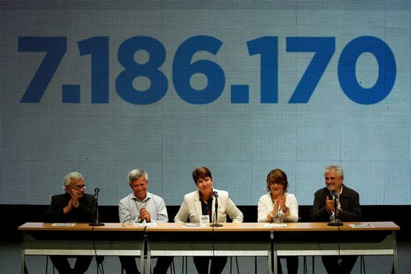 7.186.170 de votante en la Consulta Popular