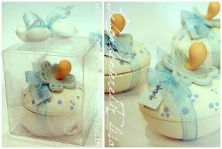 bomboniere artigianali ciuccio